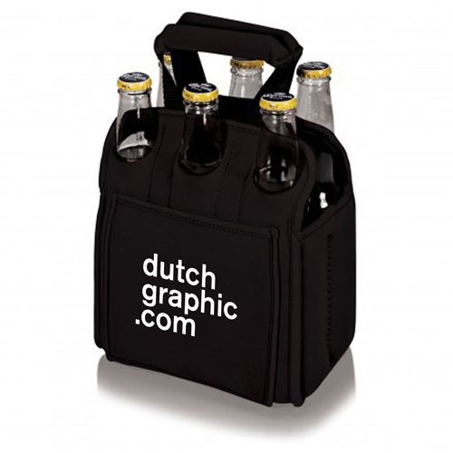 Insulated Beer Carrier Water Bottle Holder Image 1