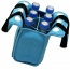 Insulated Beer Carrier Water Bottle Holder Image 3