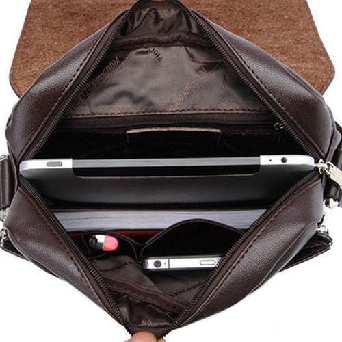 Genuine Leather Kangaroo Shoulder Bag Image 2