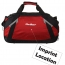 Classic Men Duffle Travel Bag Imprint Image