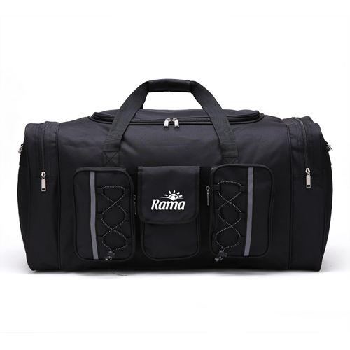 Folding Capacity Cowboy Men Travel Bags