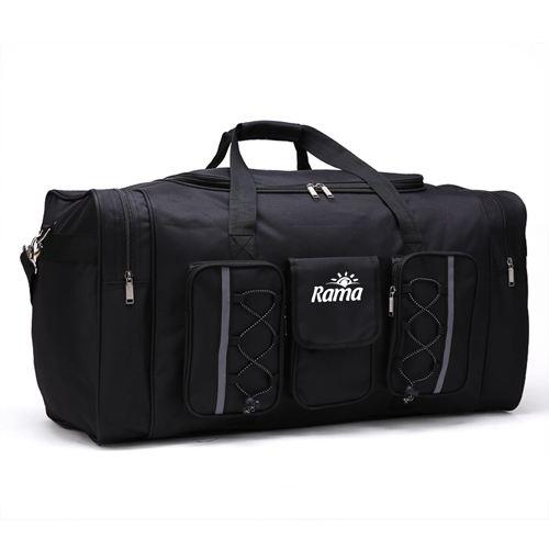 Folding Capacity Cowboy Men Travel Bags Image 1