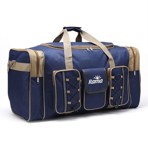 Folding Capacity Cowboy Men Travel Bags Image 2