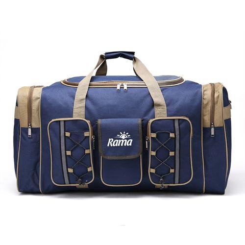 Folding Capacity Cowboy Men Travel Bags Image 3