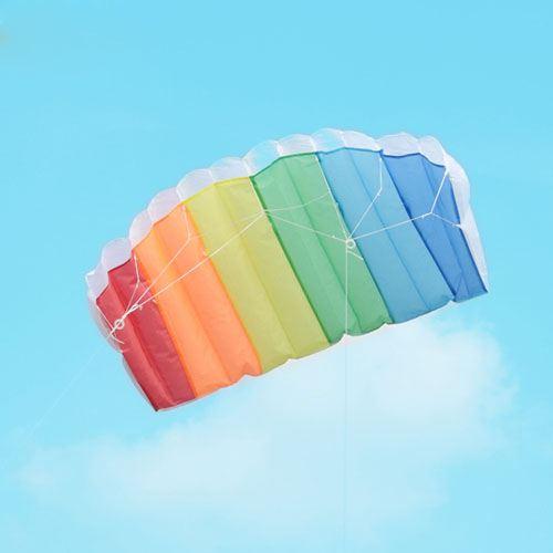Parachute Dual Line Kite With Control Bar Image 1