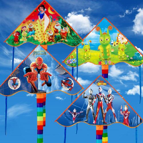 Stunt Fashion Childrens Kite for Outdoor Image 1