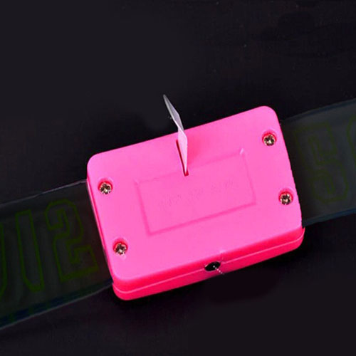 LED Glow Wrist Strap Bracelet Image 5