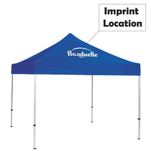 Canopy 10x10 Trade Show Imprint Image