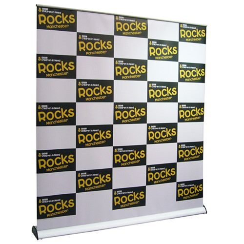 Pull Up Super Wide Banners