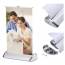 Mini Table Top 11x17 Inch Banner Stand