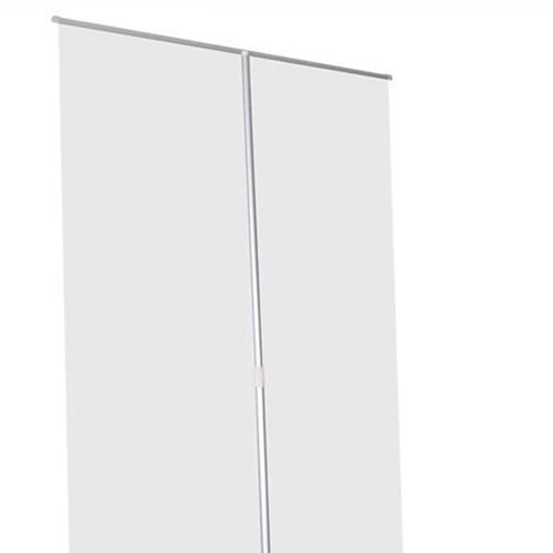Telescopic Economy Roll Up Retractable Banner Stand Image 2