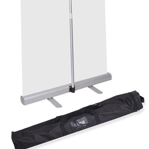 Telescopic Economy Roll Up Retractable Banner Stand Image 3