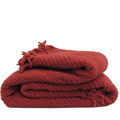 Fluffy Travel Big Heated Bed Sofa Blanket