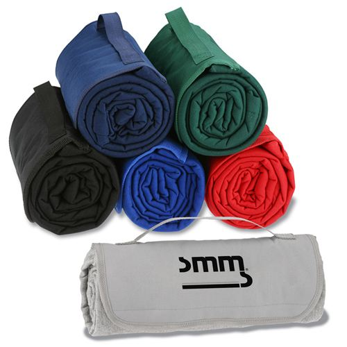 Outdoor Leisure Sweatshirt Roll Up Blanket Image 1