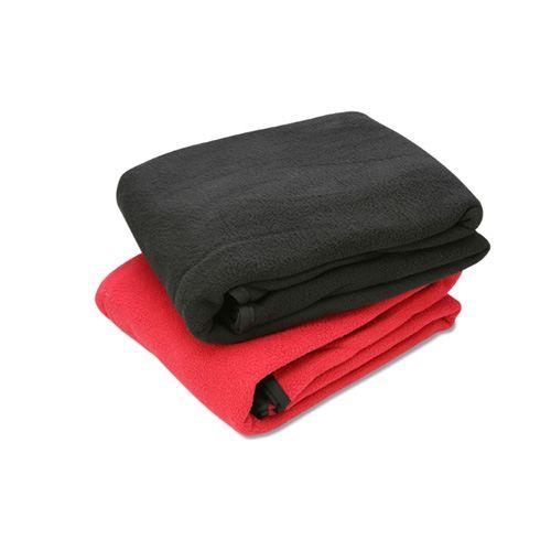 Toned Fleece Traveler Two  Blanket Image 1