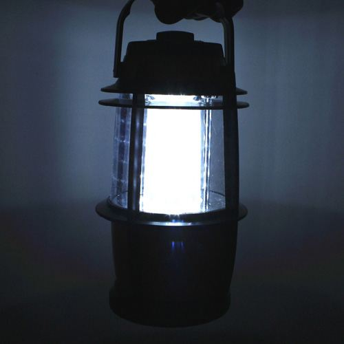 LED 16 Adjustable Lantern Camping Image 2
