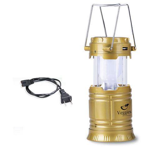 Solar Power 6 LED Camping Lantern Image 5