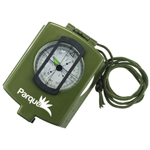 Outdoor Mini Camping Prismatic Compass Image 1