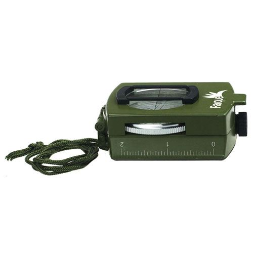 Outdoor Mini Camping Prismatic Compass Image 3