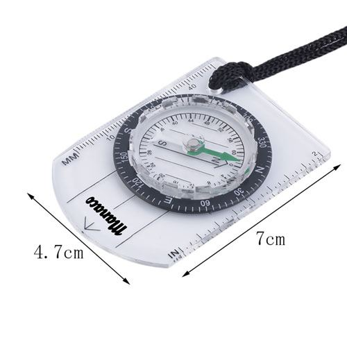Mini Compass Scale Image 4