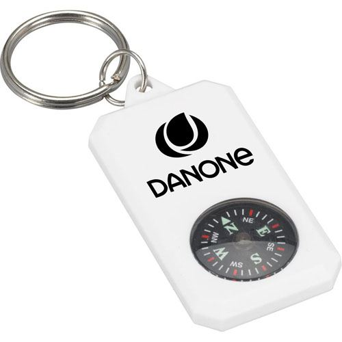 Navigating Key Ring Compass
