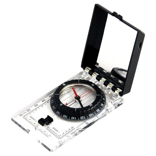 Multifunction Outdoor Compass Scale