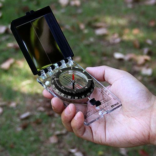 Multifunction Outdoor Compass Scale Image 3