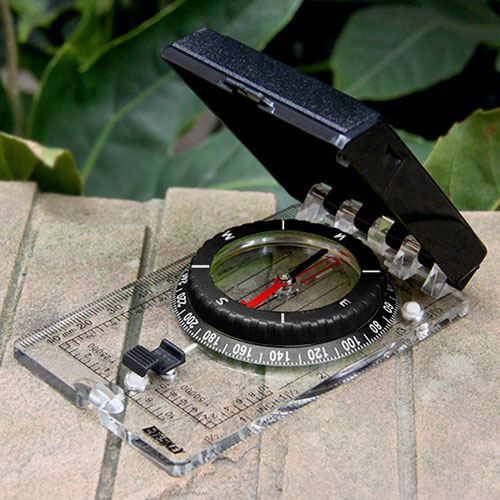 Multifunction Outdoor Compass Scale Image 6