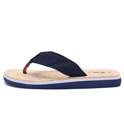 Beach Man Flat Flip Flop Image 1