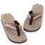 Beach Massage Slippers Flip Flops Image 5