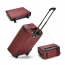 Oxford Luggage Travel Wheels Trolley Bag Image 1