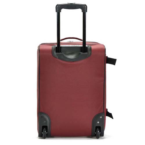 Oxford Luggage Travel Wheels Trolley Bag Image 2