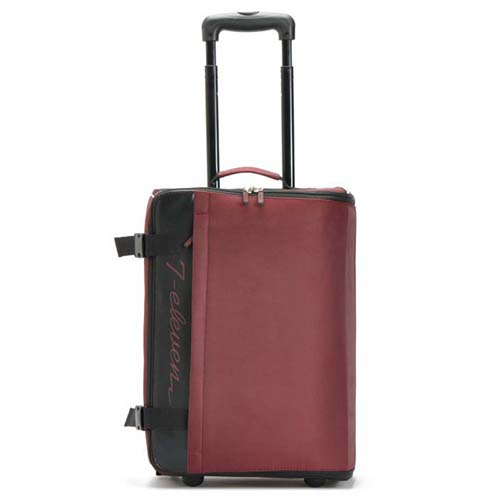 Oxford Luggage Travel Wheels Trolley Bag Image 3