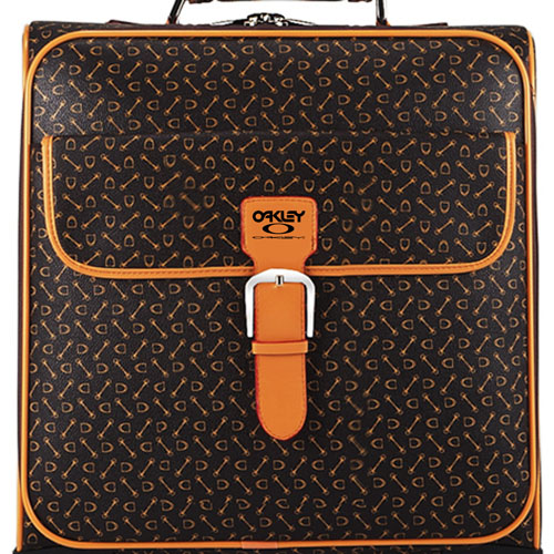 Spinner Wheels Geometric Suitcase Image 3