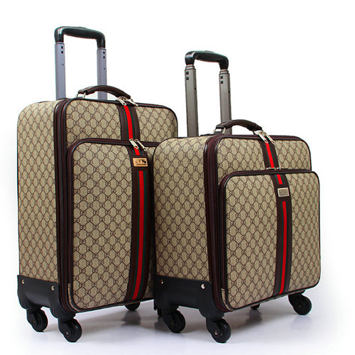 Classic Business Rolling Luggage Image 1