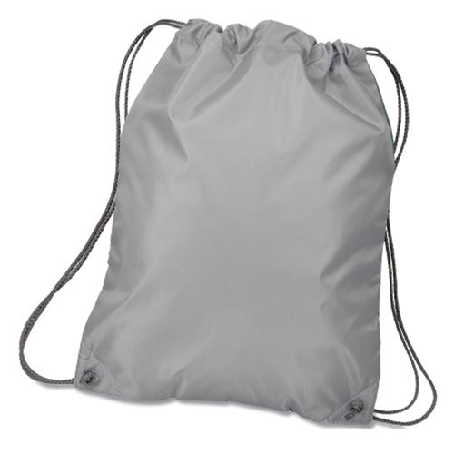 Protective Gloves Zippered Pocket Drawstring Backpack Image 3