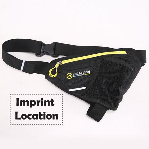 Water Sport Bag Waist Outdoor Imprint Image