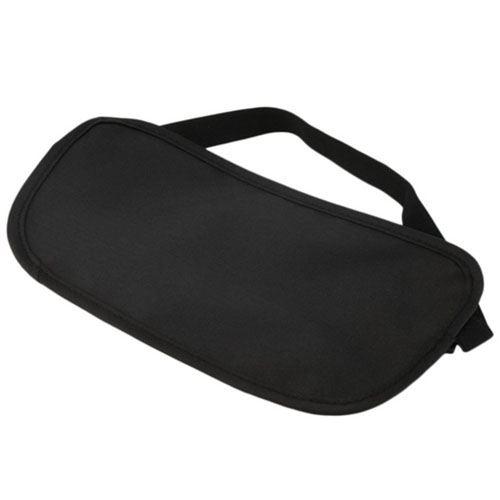 Slim Men Women Waist Belt Sport Bag