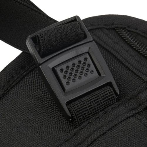 Slim Men Women Waist Belt Sport Bag Image 5