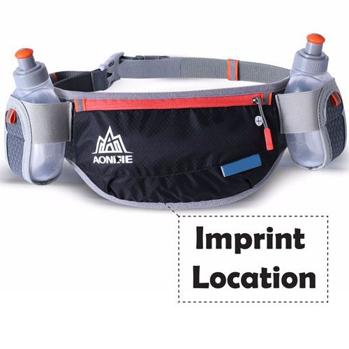 Lightweight Package Sports Waist Bag Imprint Image
