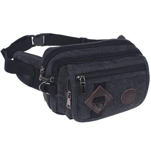 Casual Messenger Waist Bag Image 1