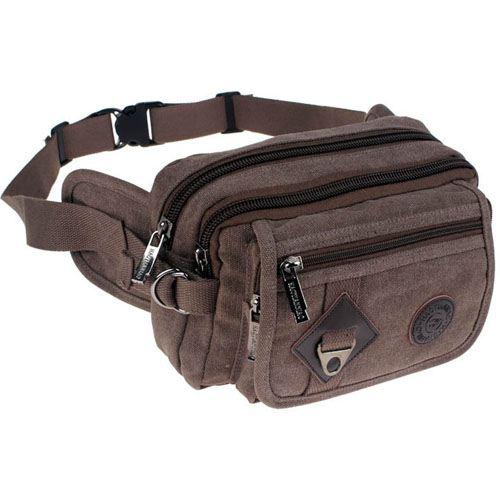 Casual Messenger Waist Bag Image 2