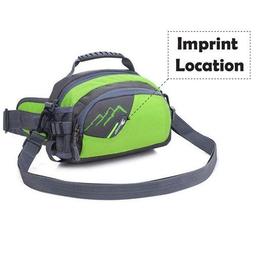 Waterproof Bag Waist Fanny  Imprint Image