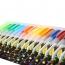 Nontoxic 24 Colors Washable Watercolor Pens Image 5