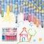Children Painting 24 Colors Creative Crayon