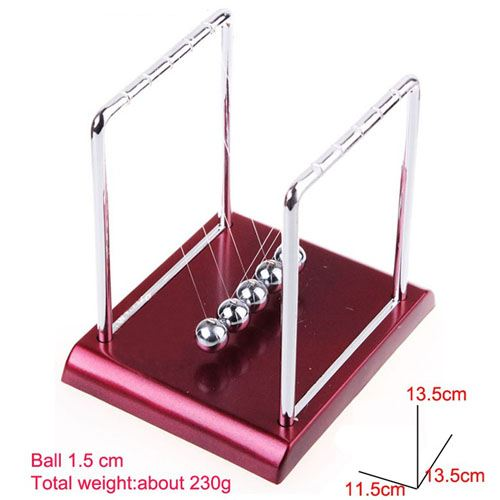 Newton Cradle Balance Balls Image 3