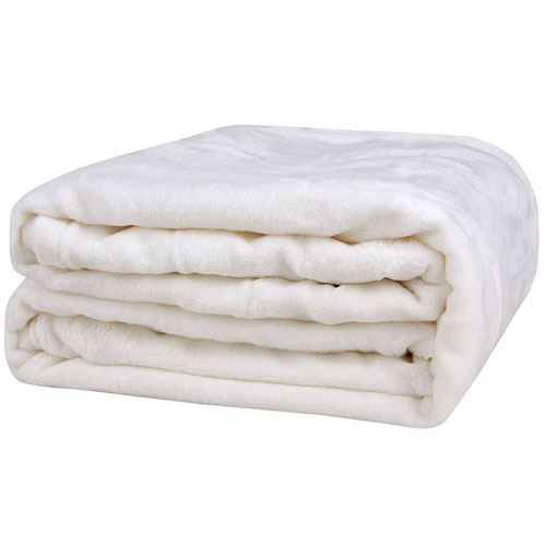 Spring Autumn Portable Soft Flannel Blanket