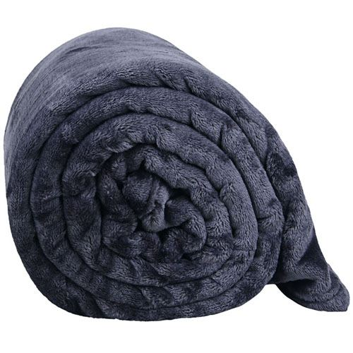 Spring Autumn Portable Soft Flannel Blanket Image 3