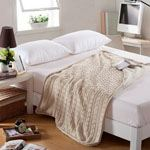 Knit Lininng Soft Warm Blanket