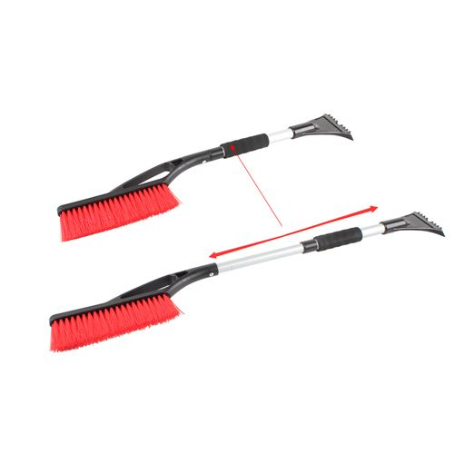 2 In 1 Retractable Brush Snow Scraper Image 4